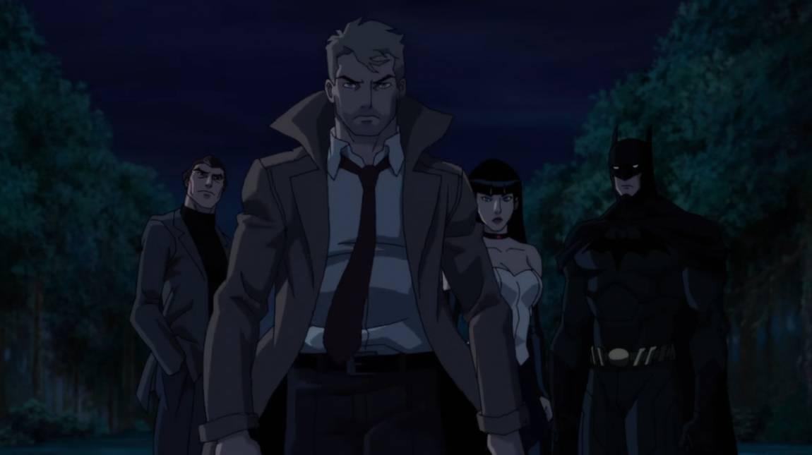 Megérkezett a Justice League Dark animációs film trailere kép