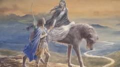 Beren and Lúthien - először jelent meg önálló kötetben Tolkien egyik legszebb története kép
