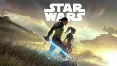 Könyvkritika - John Jackson Miller: Star Wars: Új hajnal kép