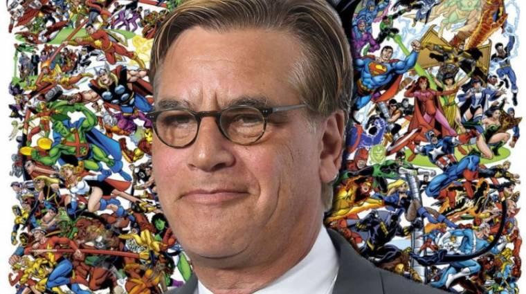 Az Oscar-díjas forgatókönyvírót környékezi a DC és a Marvel is kép