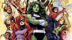 Női szuperhősökkel a főszerepben készít sorozatot a Marvel kép