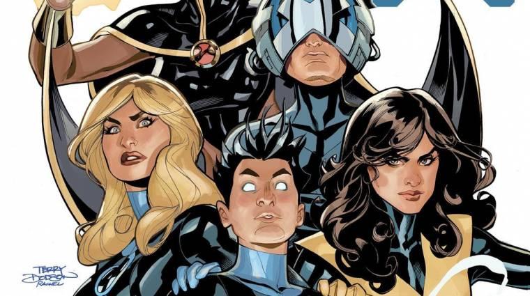 Egymásnak ugrik az X-Men és a Fantasztikus Négyes? bevezetőkép