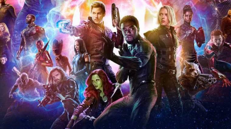 Öt új Marvel film dátumát jelentették be bevezetőkép