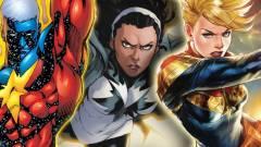 Carol Danvers korántsem az eddigi legerősebb Marvel Kapitány kép