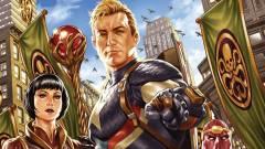Amerika Kapitány a HYDRA ügynöke? Elmagyarázzuk, hogy is volt ez kép