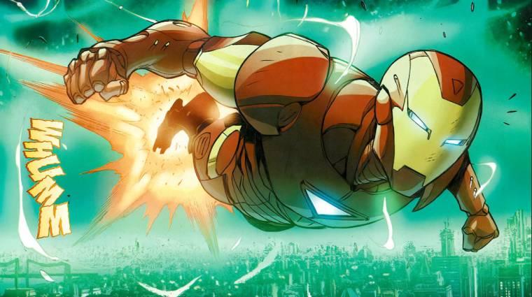 A Dark Ages képregényekben a Marvel hősei búcsút inthetnek a technológia vívmányainak bevezetőkép