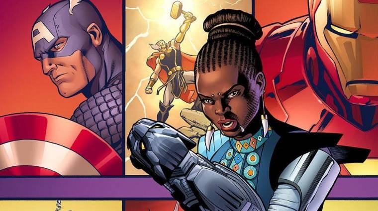 Több mint 200 Fekete Párduc képregény mellett újabb Marvel füzeteket olvashatunk ingyen bevezetőkép