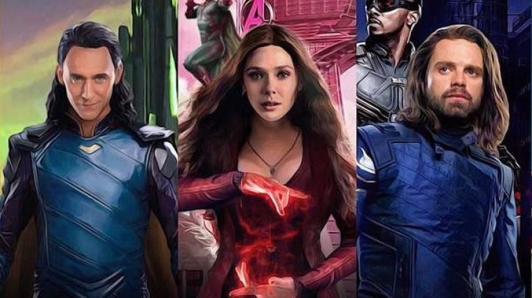 Ezeket a Marvel sorozatokat várjuk a legjobban és a legkevésbé bevezetőkép