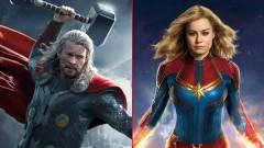 Marvel Kapitány ezért tudná bármikor legyőzni Thort kép