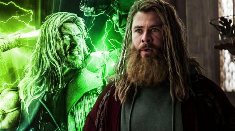 A Marvel új Thorjának sorsa még a Végjátékban látott verzióénál is szomorúbb bevezetőkép