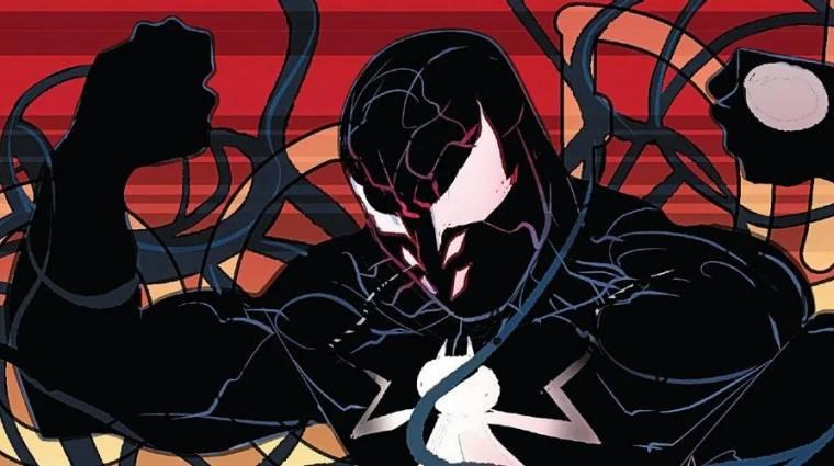 Pókember engedett a Venom-szimbióta csábításának, könyörtelenül gyilkolni kezdte a gonosztevőket bevezetőkép