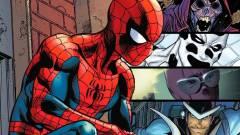 Pókember egyetlen hibája miatt négy szupergonosz is szabadon garázdálkodik kép