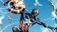 A Marvel Amerika Kapitányt csinál az új Pókemberből kép