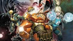 Egy elektromosság nélküli, sötét Marvel univerzumban egymás után hullanak a szuperhősök kép
