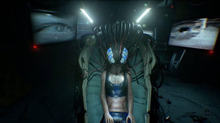 Observer - hamarosan megjelenik a cyberpunk horror bevezetőkép