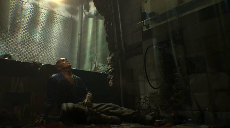 Observer - Nintendo Switchre költözik a cyberpunk horror bevezetőkép