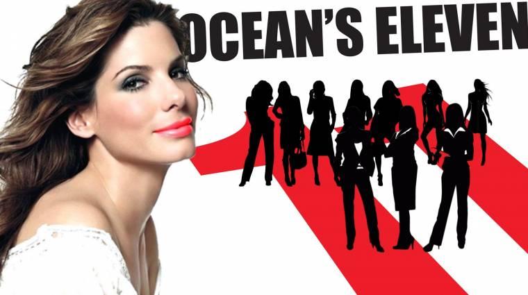 Újabb dívák csatlakoztak az Ocean's Eleven reboothoz kép