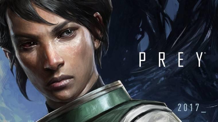 The Game Awards 2016 - itt láthatjuk a Prey gameplay trailerét bevezetőkép