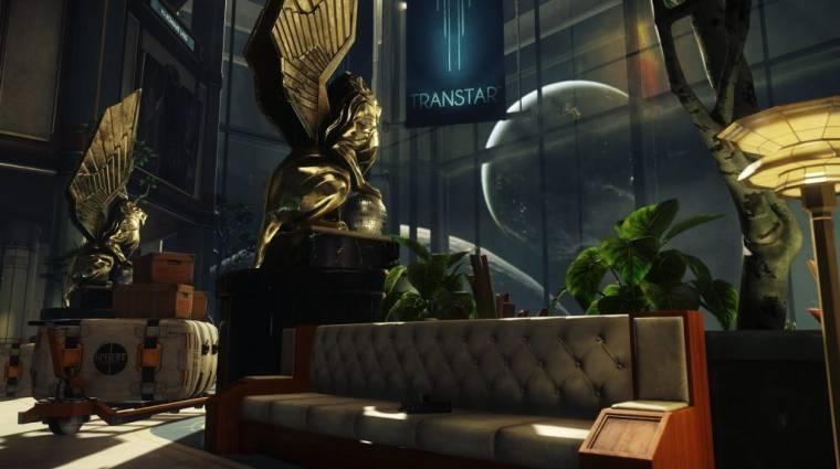 Prey - nézz körbe a játék helyszínén bevezetőkép