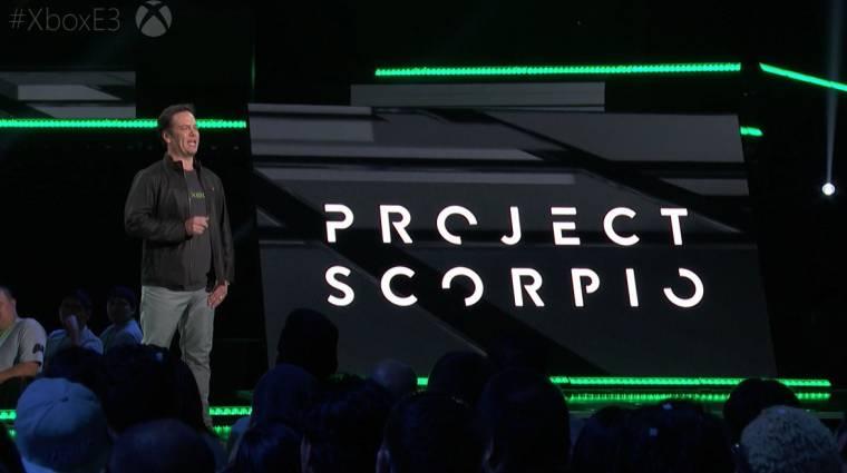 E3 2016 - mire képes igazából a Project Scorpio? bevezetőkép