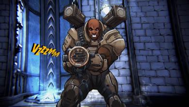 Quake Champions - új karakter, pálya, rangsorolt mód és ünnepi tartalmak érkeznek