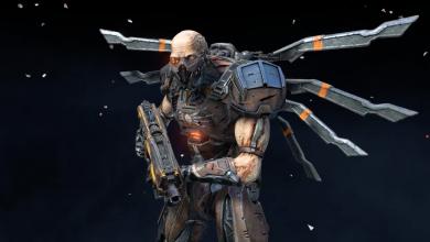 Quake Champions - új karaktert, pályát és fegyvert is kaptunk