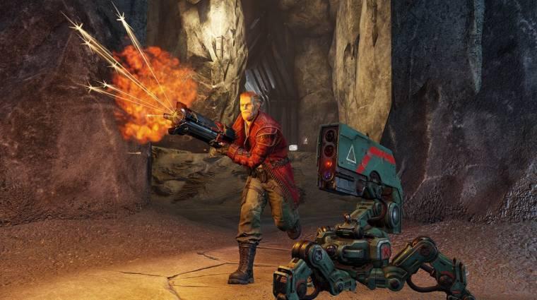 Quake Champions - jött egy új karakter, és egy csomó másik nerfelve lett bevezetőkép