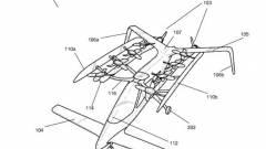 Nem vicc: repülő autót fejleszt a Google-vezér! kép