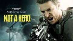 Resident Evil VII - új képeken a Not a Hero DLC kép