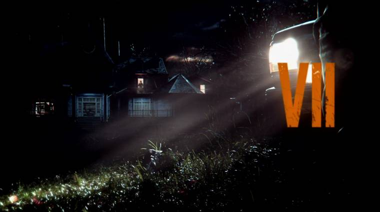 Play Anywhere támogatással érkezik a Resident Evil VII bevezetőkép