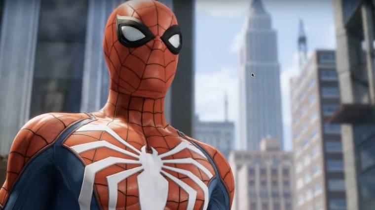 Spider-Man - más ruhákba is bújtathatjuk Pókembert bevezetőkép