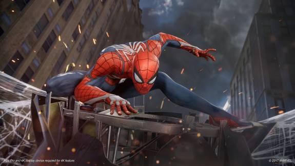 A Spider-Man lehet az egyik júniusi PlayStation Plus ingyen játék kép