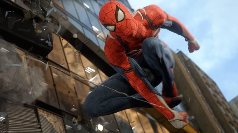 Tényleg a Sonynál vannak Pókember videojátékos jogai? bevezetőkép