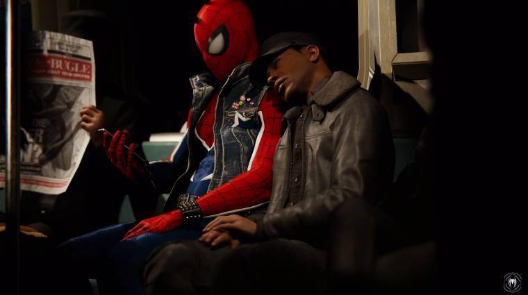 Spider-Man - már tudjuk, mikor jön a következő DLC bevezetőkép