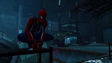 Ez lehetett az utolsó hét, hogy a Spider-Man áll a brit eladási lista élén
