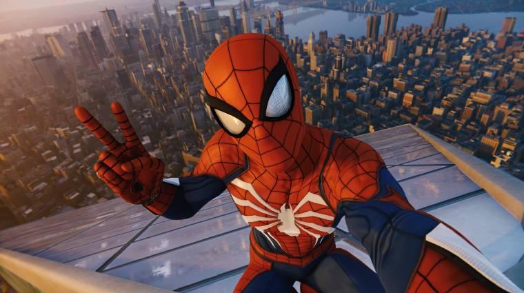 Duplán szomorkodhatnak azok, akik PS5-re várják a Marvel's Spider-Mant bevezetőkép