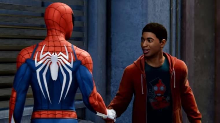 Ennyit fog fejlődni a Marvel's Spider-Man PS5-ös változata bevezetőkép