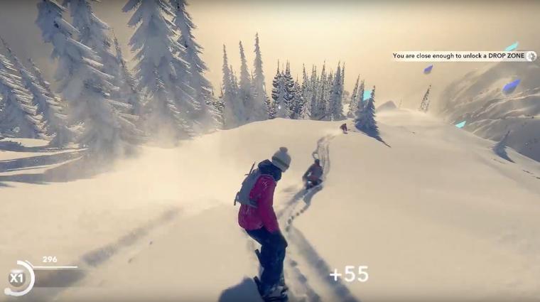 E3 2016 - ilyen a Steep, a Ubisoft nyílt világú sportjátéka bevezetőkép
