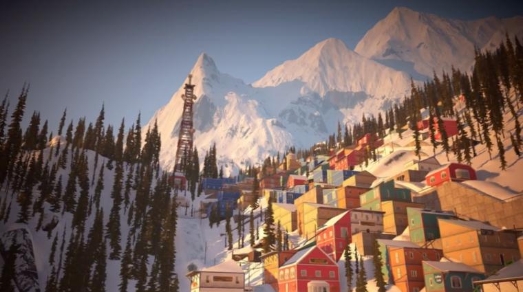 Steep - videón Alaszka bevezetőkép