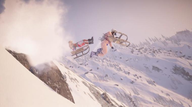 Steep - szánkózni visz az új DLC bevezetőkép