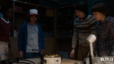 Stranger Things - videojátékoznak a srácok a második évad trailerében