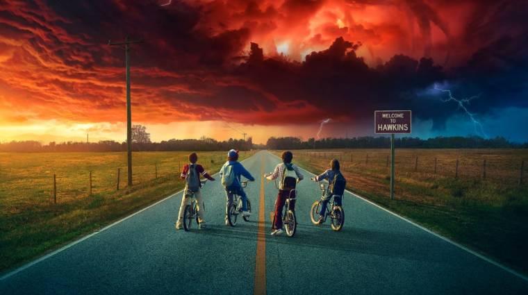 Stranger Things - kiderült, hogyan akarják befejezni bevezetőkép