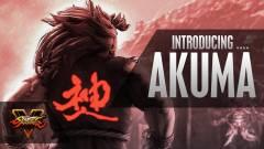 Street Fighter 5 - stílusos videóban tér vissza Ryu nagy ellenfele kép