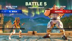 Street Fighter 5 - Team Versus mód is kerül a fullos csomagba kép