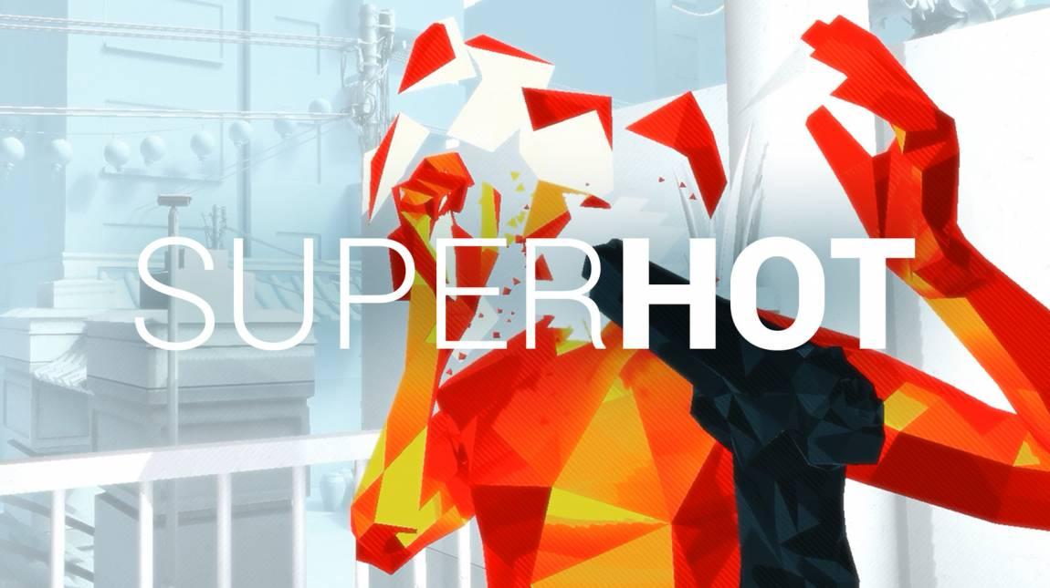 Superhot VR - közel a megjelenés bevezetőkép