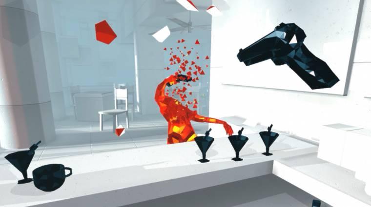 Superhot VR - új kihívásokat hoz a Forever update bevezetőkép