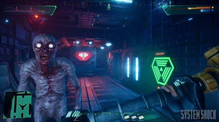 Végre ízelítőt kaptunk a System Shock Redux játékmenetéből bevezetőkép