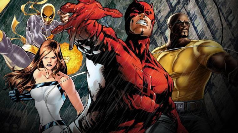 The Defenders - ütős előzetest kapott a Marvel legújabb szuperhőscsapata bevezetőkép