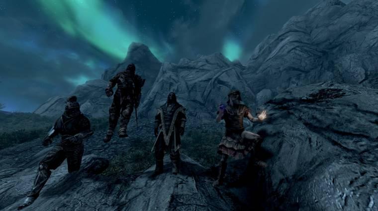 Lopással gyanúsítják a Skyrimhez készült többjátékos mod alkotóit bevezetőkép