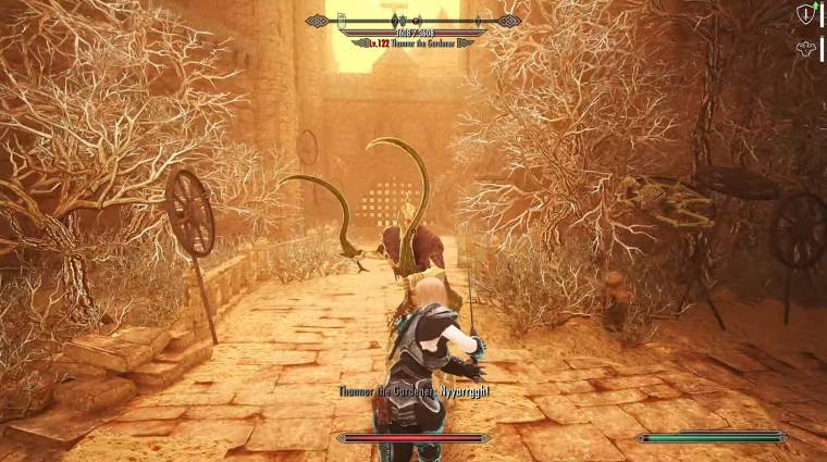 Készül egy The Elder Scrolls V: Skyrim mod, ami elhozza a Sekiro harcrendszerét a játékba bevezetőkép